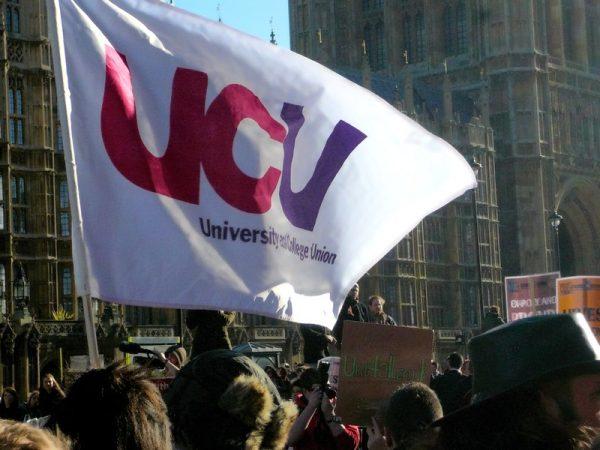 UCU strikes photo: Simarchy @flickr