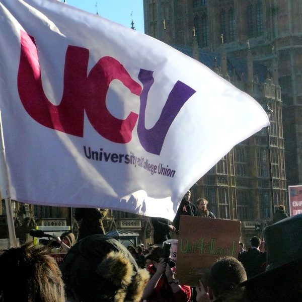 UCU strikes photo: Simarchy @flickr