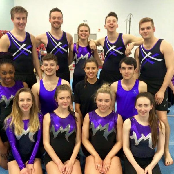 Photo: University of Manchester Gymnastics Club