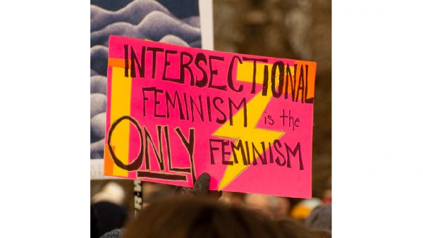 Intersectional Feminism photo:Marc Nozell @flickr