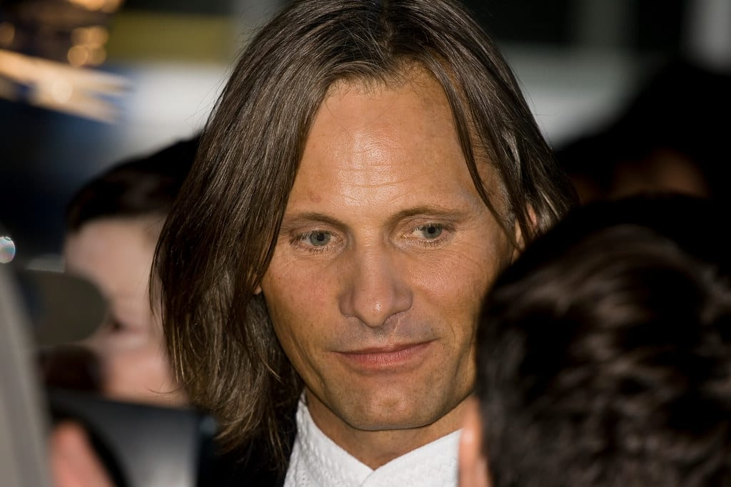 Viggo Mortensen. Photo: Josh Jensen @Flickr.