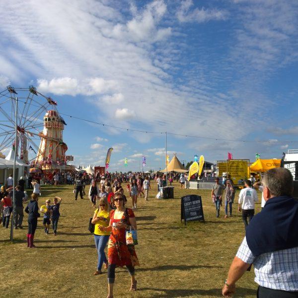 The Big Feastival. Photo: James Jackman