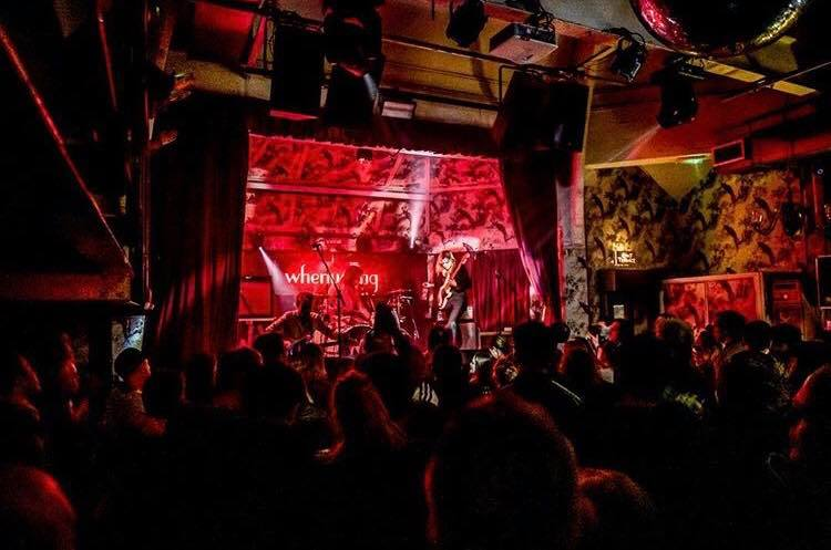 Photo: whenyoung at The Deaf Institute