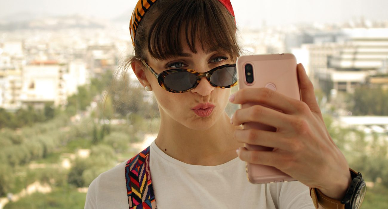 Selfie Photo by Apostolos Vamvouras on Unsplash