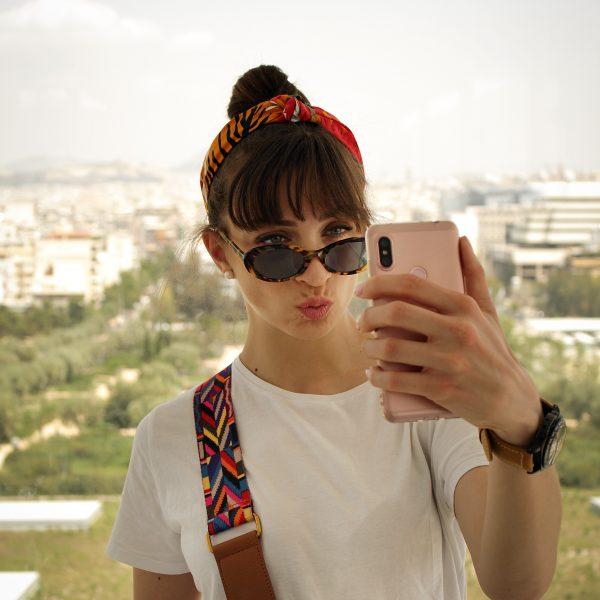 Selfie Photo by Apostolos Vamvouras on Unsplash