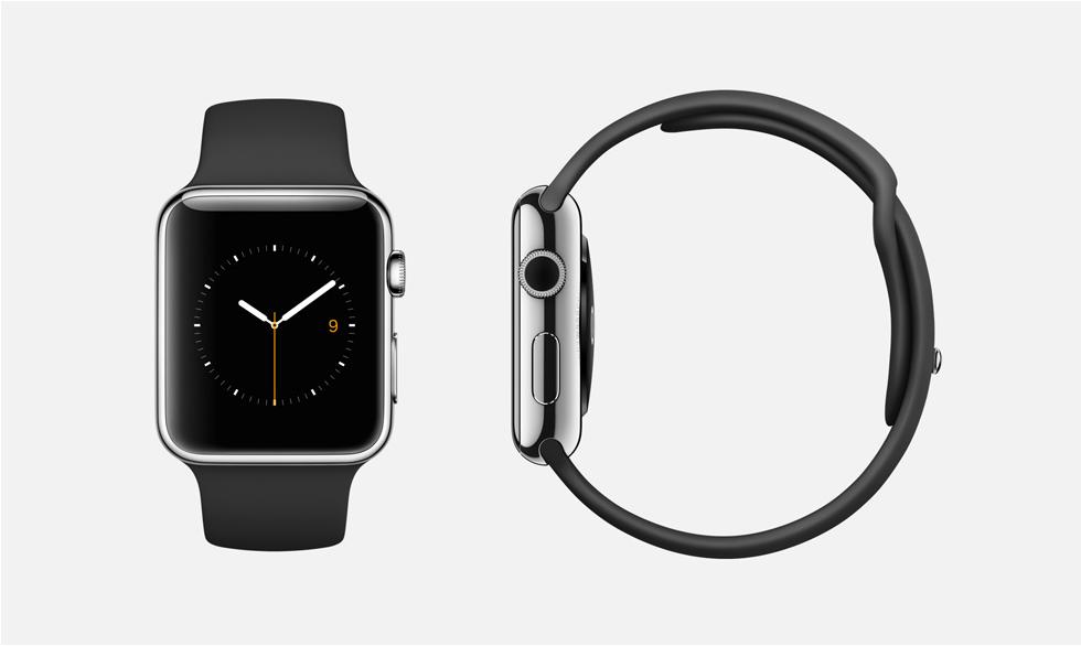 The Apple Watch. Photo: Apple