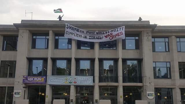 Photo: Manchester Palestine Action
