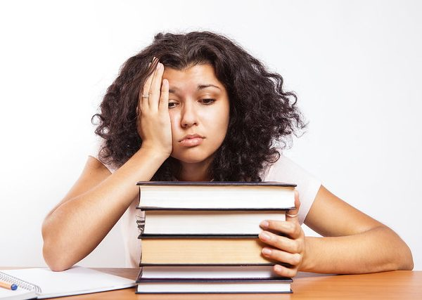 overwhelmed photo: collegedegrees360 @flickr