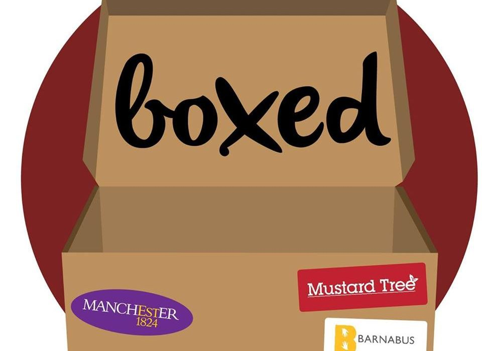 Photo: Boxed and The University of Manchester