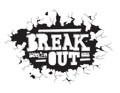 'Breakout' a four day activity programme is planned in the week beginning 6th April. Photo: Student Action