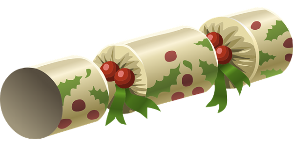 sustainable home-made Christmas crackers