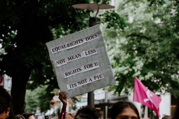 Women's Rights Photo by 🇨🇭 Claudio Schwarz | @purzlbaum on Unsplash