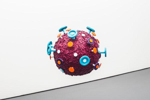 'Rona Ball (2020) by Robin Broadley