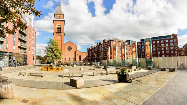 Photo: Manchester City council