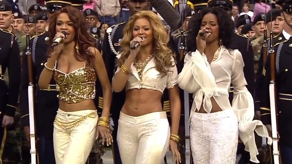 Destiny's Child Live