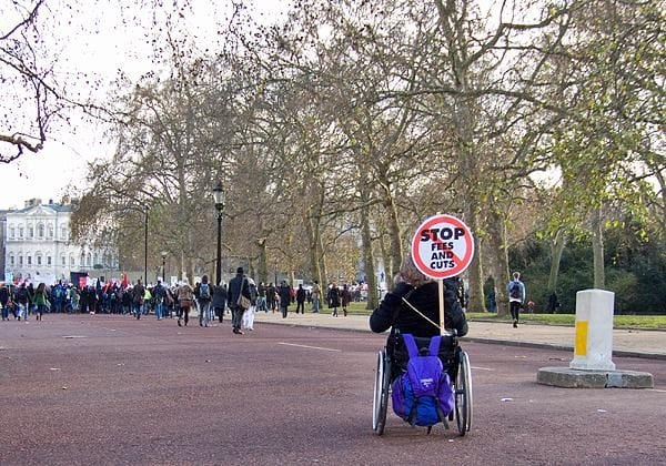 Support for disabled students in Higher Education Institutions comes under scrutiny. Photo: Chris Beckett @Flickr