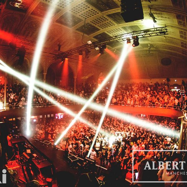 Photo: Albert Hall