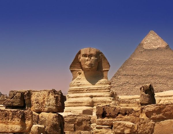 Great Pyramid of Giza photo: Sam Valadi @flickr
