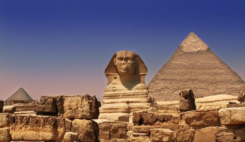 Great Pyramid of Giza photo: Sam Valadi @flickr