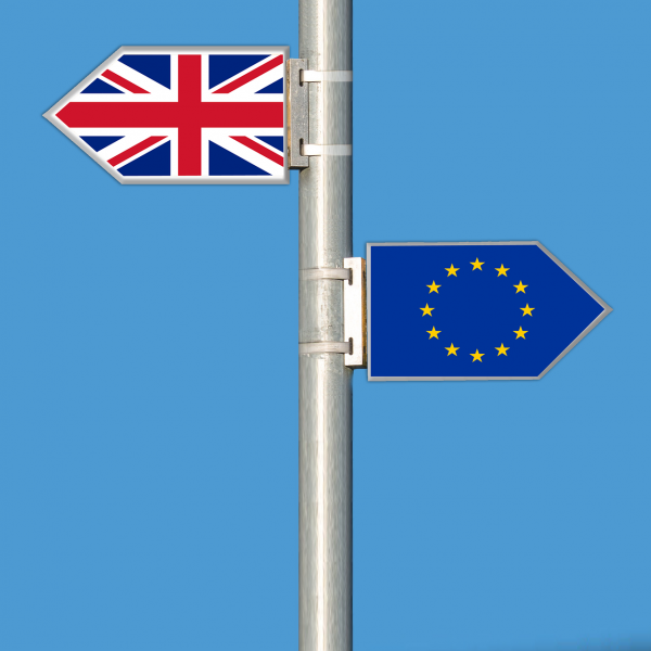 Brexit Photo: Elionas2 @Pixabay