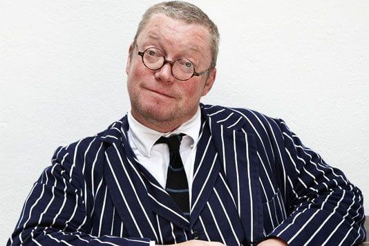 English chef Fergus Henderson.