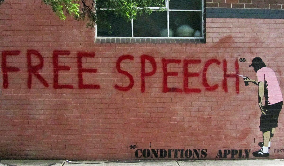 Photo: Newtown grafitti @Flickr