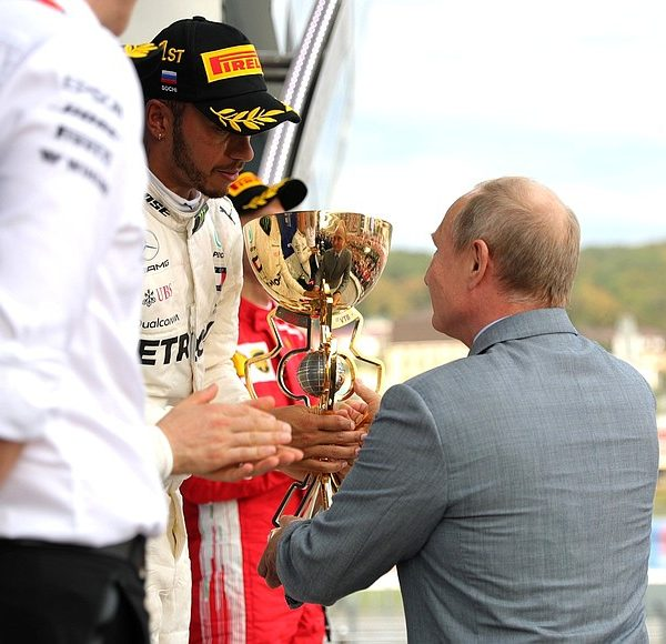 Formula 1 Russian Grand Prix @ President of Russia