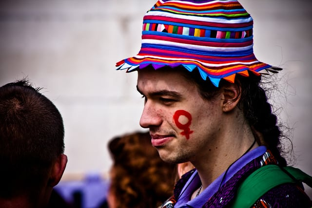 Men should be feminists too. Photo: Garry Knight @Flickr