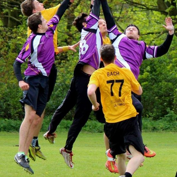 Photo: UoM Ultimate Frisbee