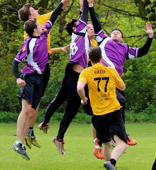 Photo: UoM Ultimate Frisbee