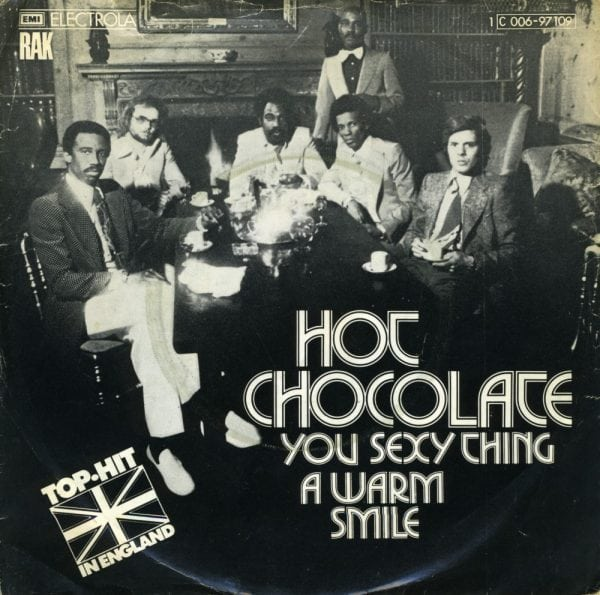 Photo: Artwork (Hot Chocolate – You Sexy Thing)