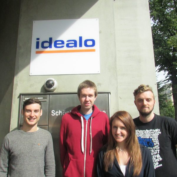 From Manchester to Berlin: Graduates now working at Idealo.