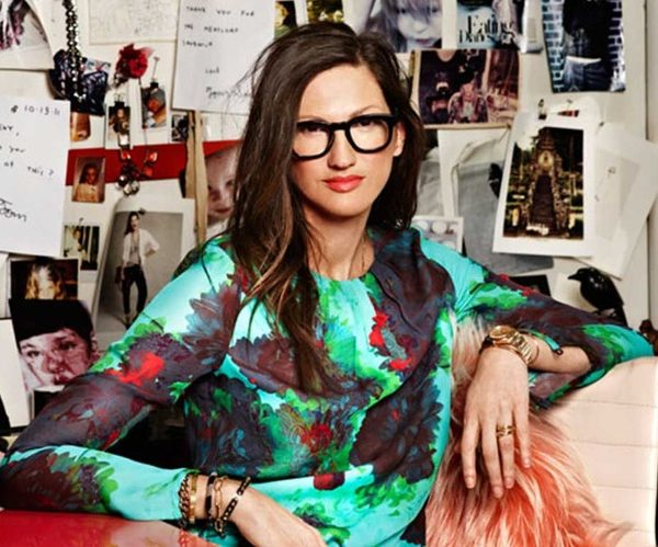 Jenna Lyons. Photo: Mancunion Fashion & Beauty @Instagram