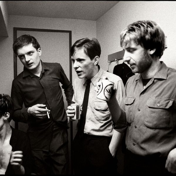 Photo: Joy Division ©Jill Furmanovsky/rockarchive.com