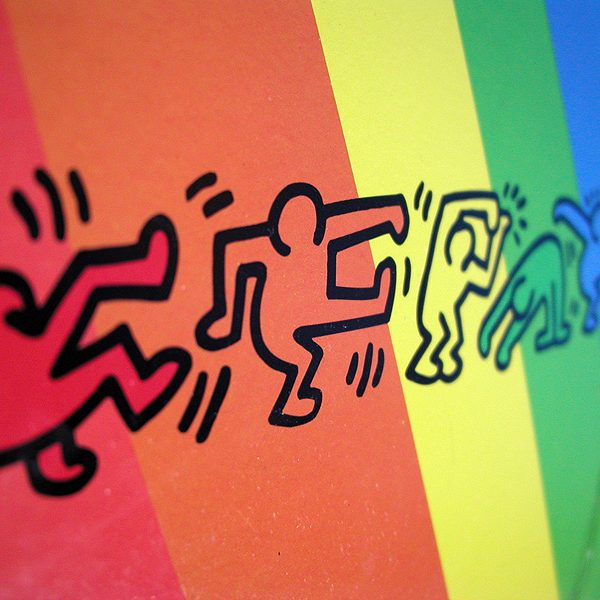Keith Haring. Photo: Sharyn Morrow @Flickr