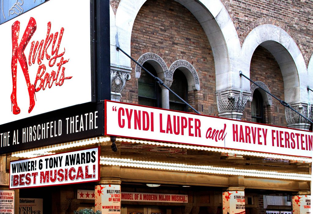 Kinky Boots Photo: @Flickr