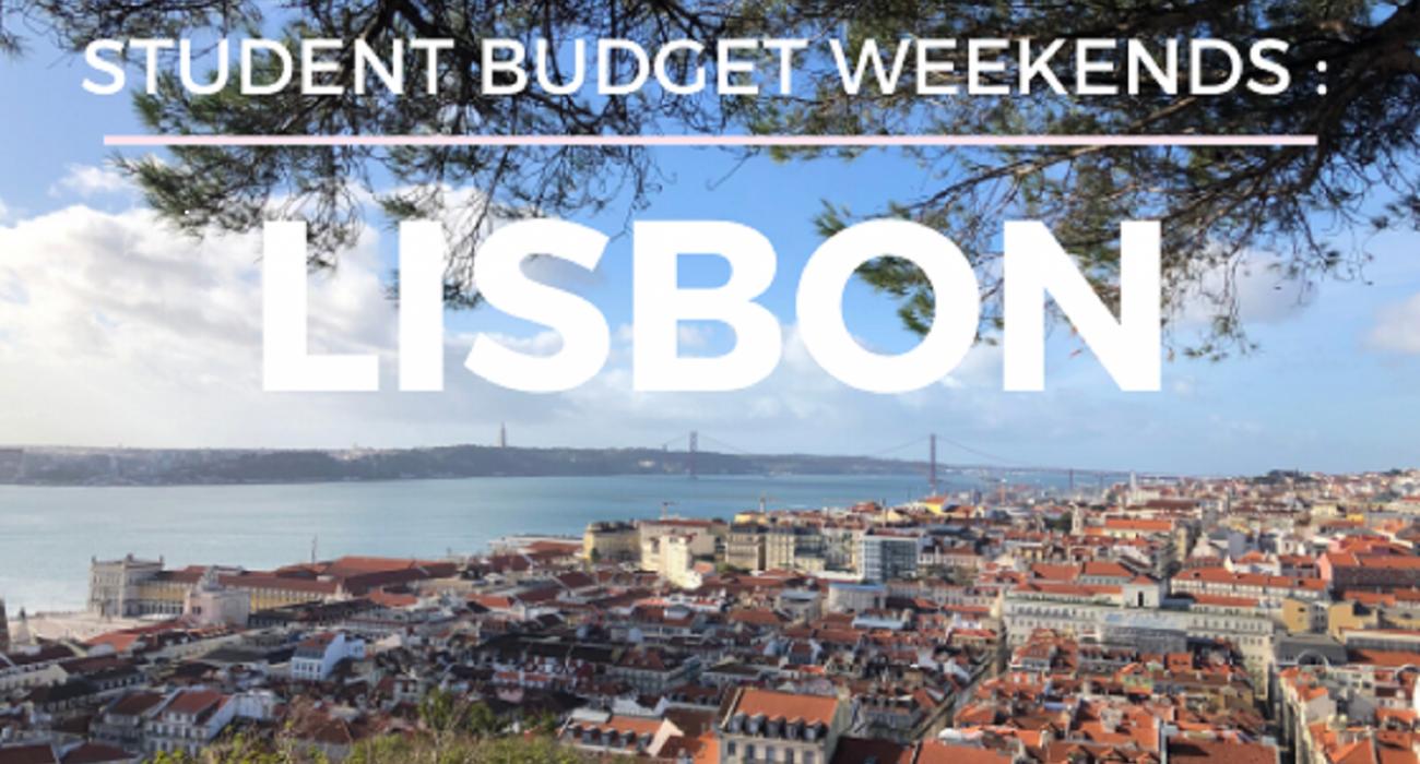 Lisbon photo courtesy of Phoebe Moore at The Mancunion