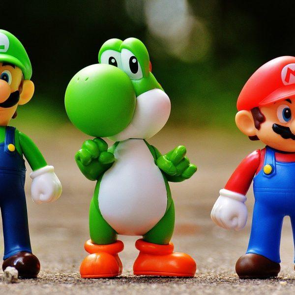 Mario pixabay @ Alexas_Fotos