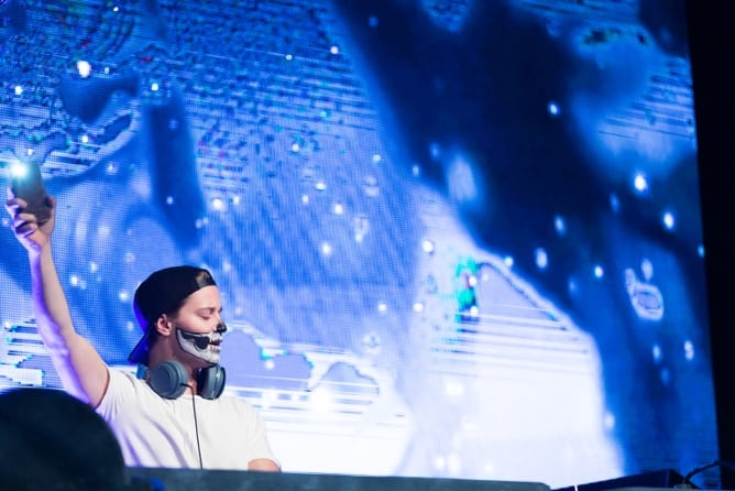 Live Review: Capital FM – Monster Mash-up - The Mancunion
