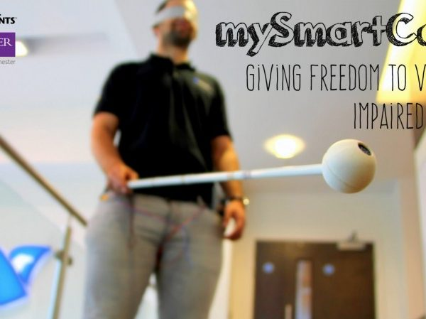 Photo: mySmartCane