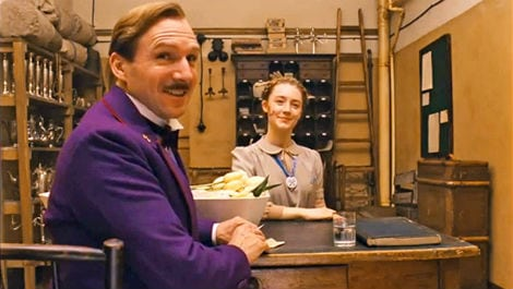 New Trailer For The Grand Budapest Hotel Arrives Online Watch Now