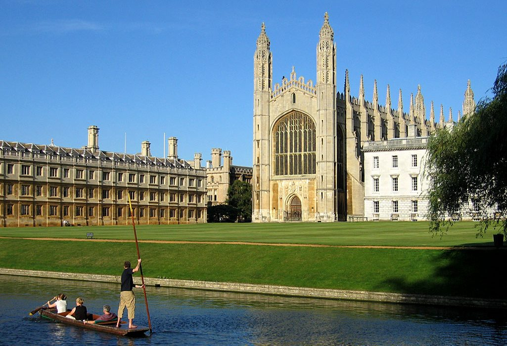 Oxbridge has come under scruiny for its low admission of poorer students Photo: Andew Dunn @Wikimedia Commons