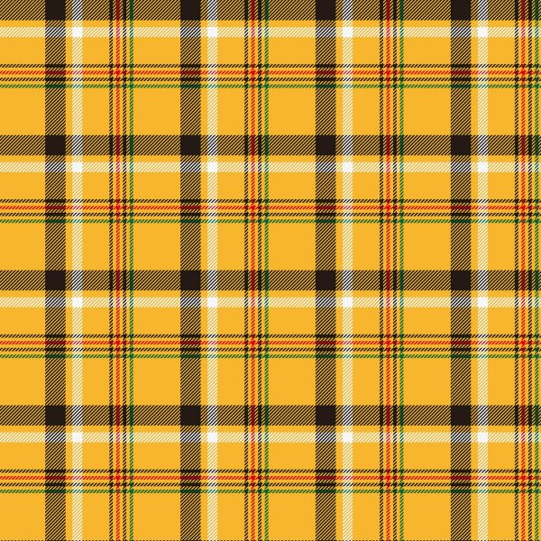 Clueless Yellow Plaid