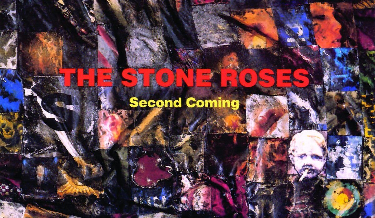 The Stone Roses – Second Coming. Photo: Artwork