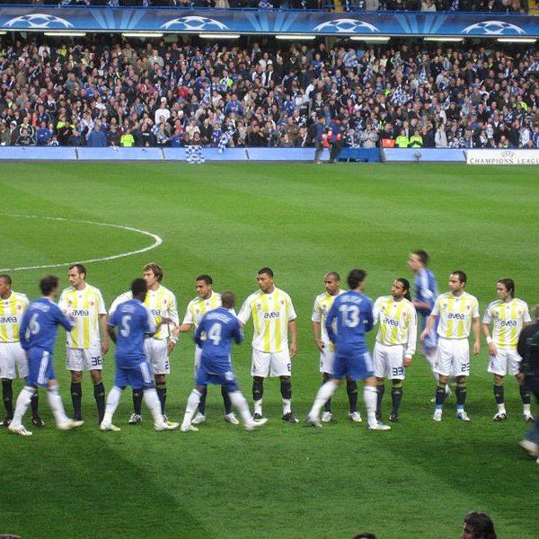 Football Handshakes