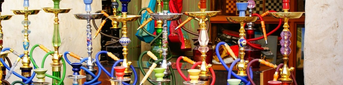 338 shisha pipes seized as four illegal bars on the Curry Mile shut down