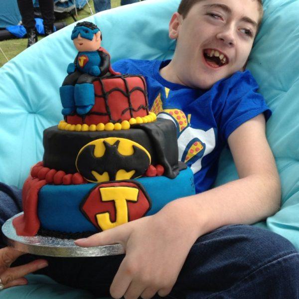Photo: The Joshua Wilson Brain Tumour Charity
