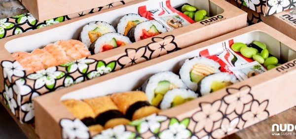 Photo: Nudo Sushi Box