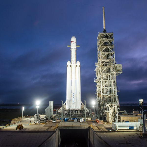 Photo: SpaceX @ Flickr