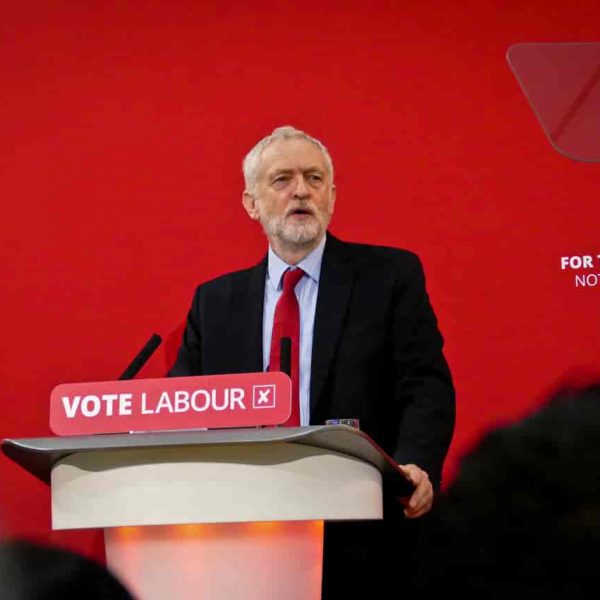 Jeremy CorbynPhoto: Sophie Brown @ Wikimedia Commons
